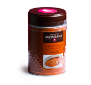 Chocolat en poudre Monbana - saveur Caramel