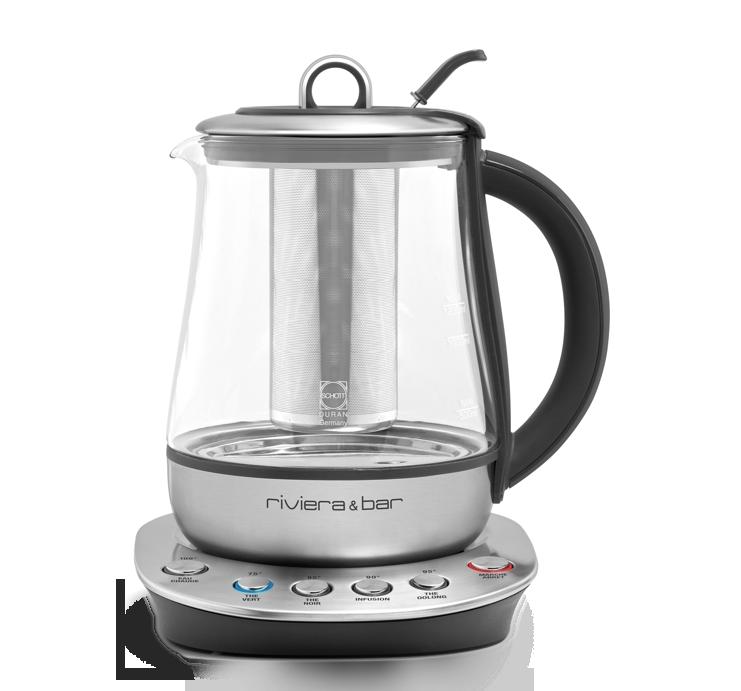 Bouilloire Theiere Coffee Temperature Reglable