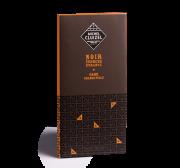 Tablette Chocolat Noir écorces d'orange Michel Cluizel