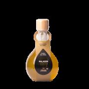 vinaigre de miel avec du miel Paladin créateur de saveurs carafe en verre