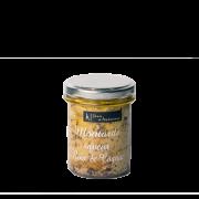 Moutarde saveur Noix et Cognac