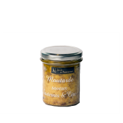 Moutarde aux saveurs de sauternes et cèpe