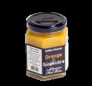 Confiture Orange et Gingembre