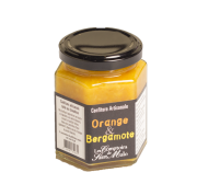 Confiture Orange et Bergamote