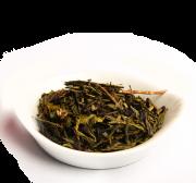 Thé vert Pêche-caramel