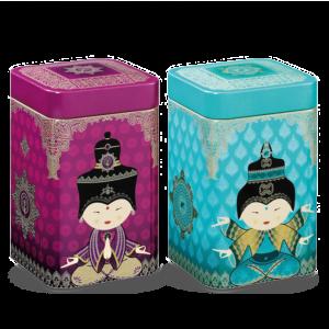 Boîte à thé Little Shiva.