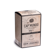 Capsule café Don Jimenez Cap mundo