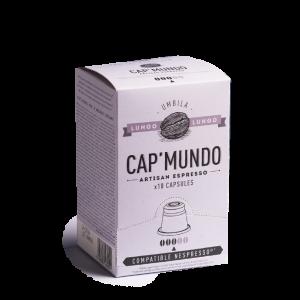 Capsule café Umbila Cap mundo