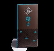 Tablette Chocolat Noir de cacao 72% Michel Cluizel