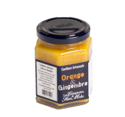 Confiture Orange et Gingembre