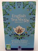 thé blanc myrtille sureau en sachet