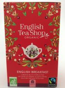 Thé noir English Breakfast en sachet