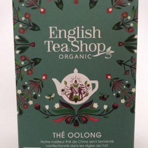 thé Oolong en sachet