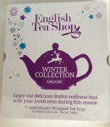 coffret de 72 sachets de thé