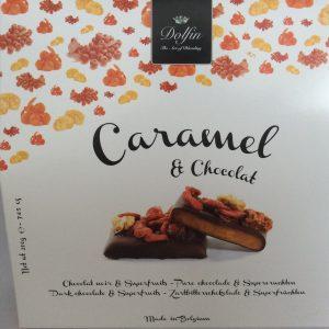 chocolat noir et superfruits