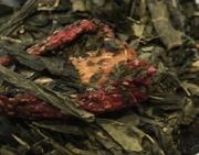Thé vert fraise myrtille