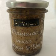 moutarde sauternes